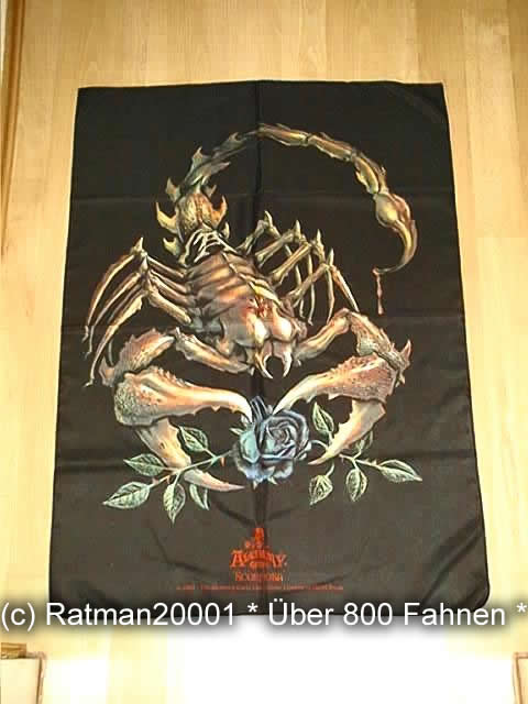 Skorpion - POS 326 - 75 x 107 cm