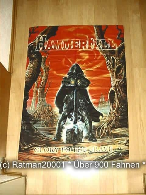 Hammerfall POS 250 - 75 x 107 cm