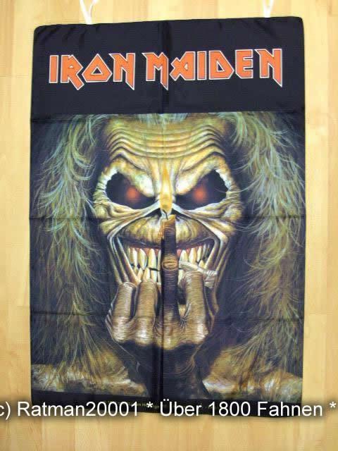 IRON MAIDEN - POS 251 - 75 x 107 cm