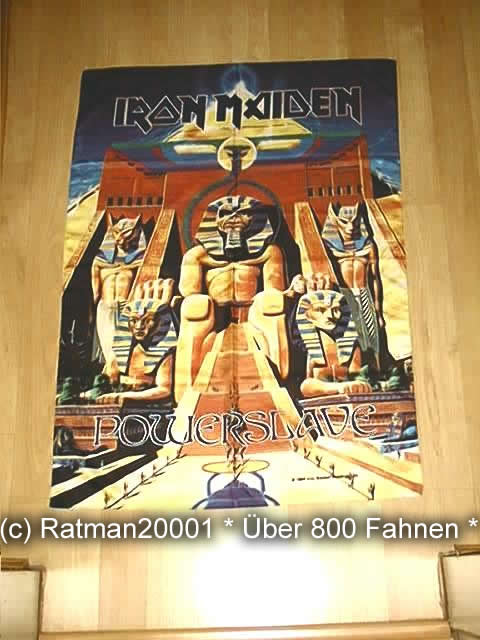 IRON MAIDEN - POS 229 / 273