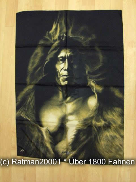 Indianer POS 085 - 75 x 107 cm