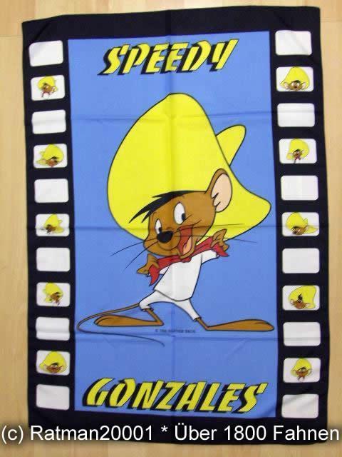 SPEEDY GONZAL  POS 154 - 75 x 107 cm