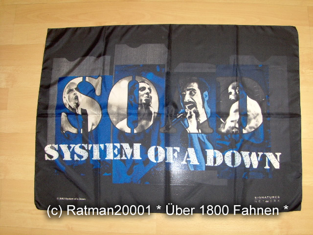 SYSTEM-OF-A-DOWN  POS 477 75 x105