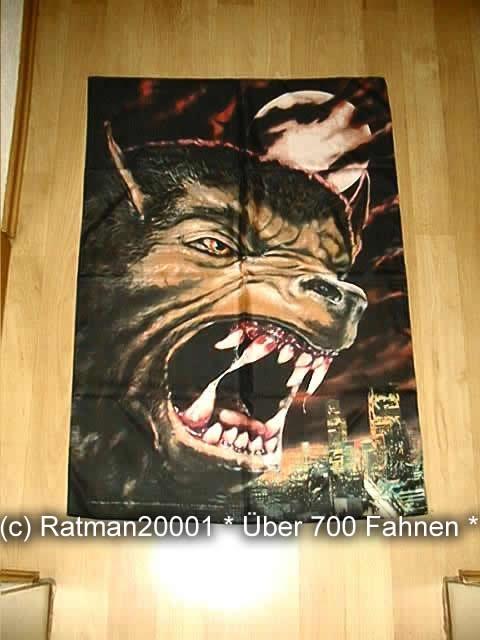 Werwolf  POS 337 - 75 x 107 cm