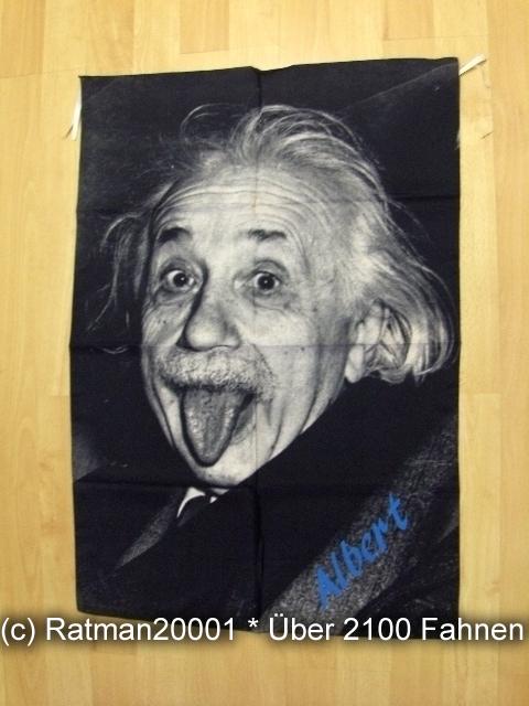 Albert Einstein - 73 x 107 cm