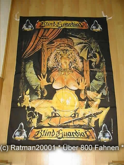 Blind Guardian VD45 - 98 x 136 cm
