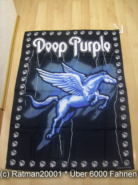 Deep Purple VD 122 - 95 x 135 cm
