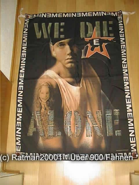 EMINEM Wi Die B 081 - 95 x 135