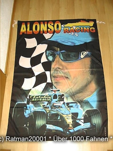 Fernando Alonso VD 60 - 95 x 135