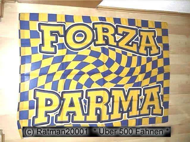 Forza Parma  B131 - 95 x 135 cm