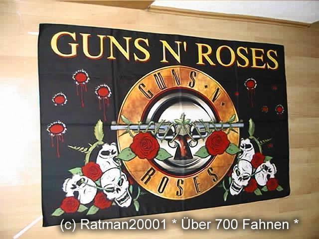 Guns N Roses BT 160 - 93 x 142 cm