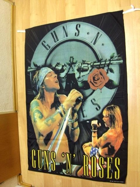 Guns N Roses VD 107 - 95 x 135 cm