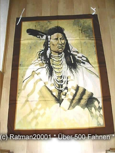 Indianer BGVR 049  95 x 135 cm