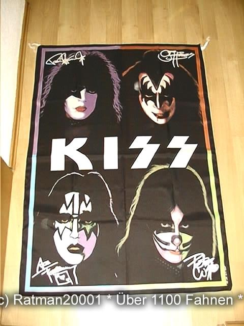 Kiss VD 71 - 98 x 140 cm