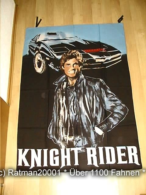 Knight Rider - 97 x 136 cm