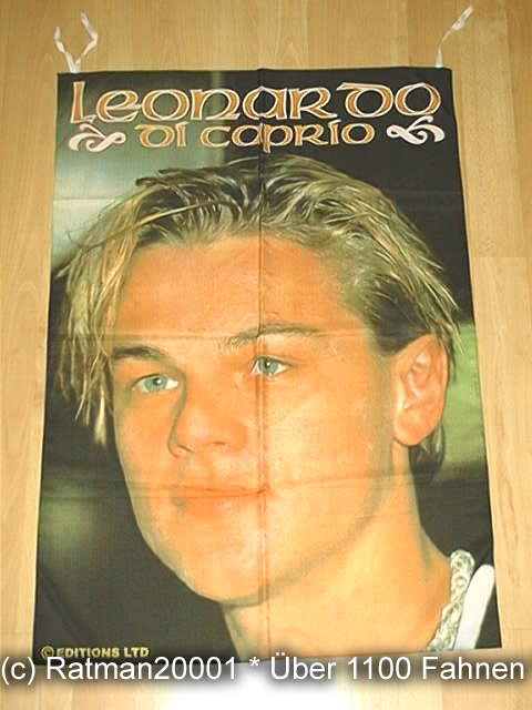 Leonardo Di Caprio - 77 x 107 cm