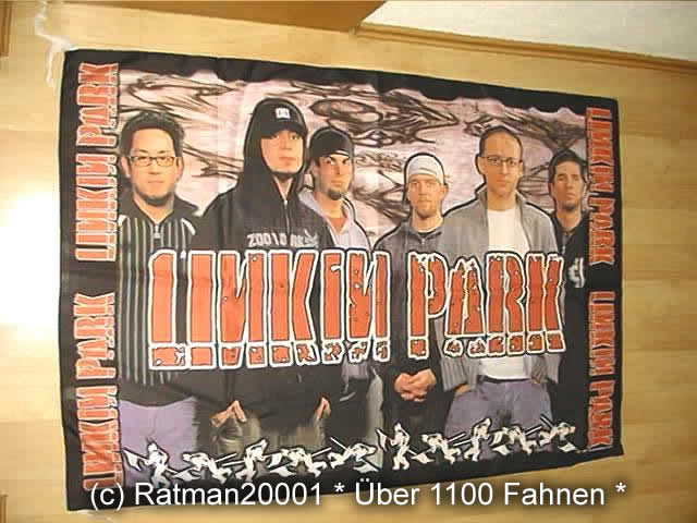 Linkin Park VD 34 - 95 x 135 cm