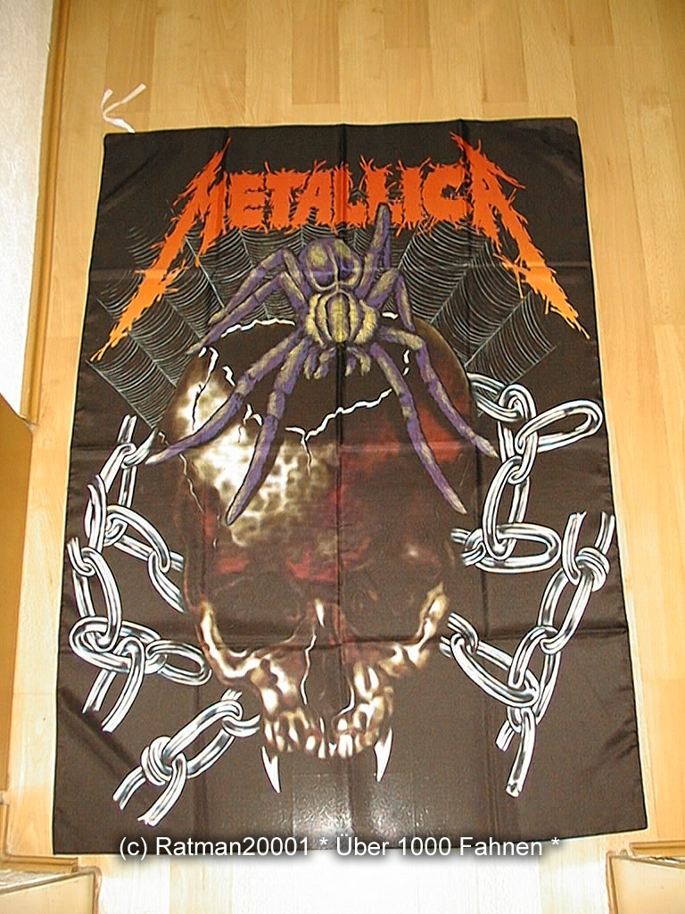 Metallica 327 - 95 x 135 cm
