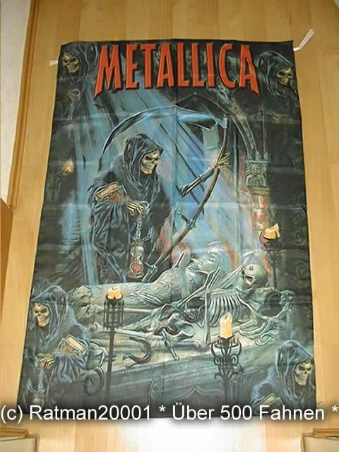 Metallica BT 117 95x135