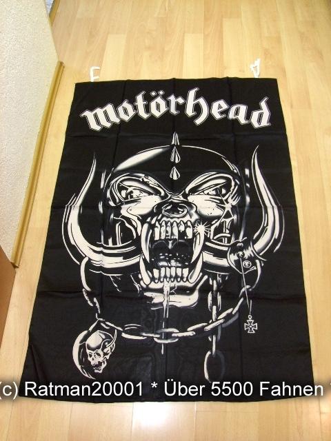 Motörhead VD 37 - 95 x 135 cm