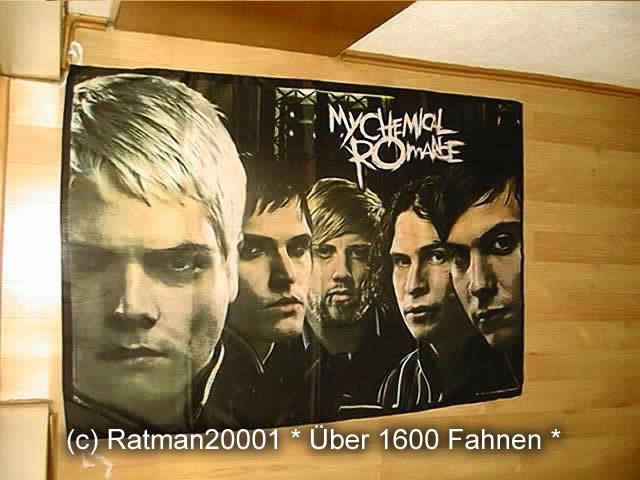 My Chemical Romance VD 123 - 95 x 135 cm