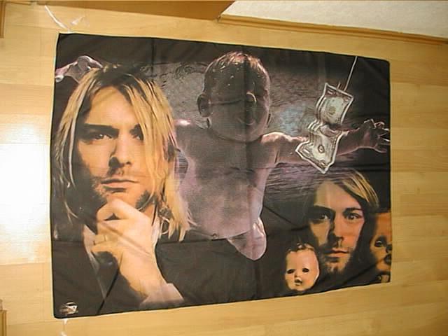 Nirvana Kurt Baby
