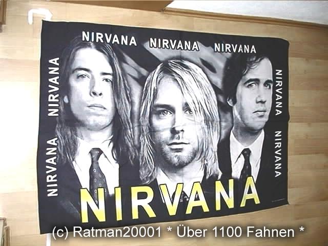 Nirvana  Kurt Cobain VD 68