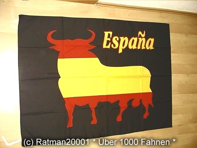 Espana Stier - 95 x 135 cm