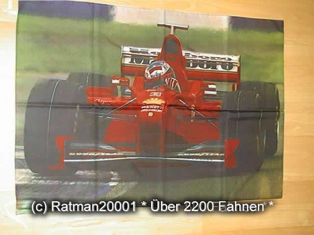 Rennwagen - 73  x 107 cm