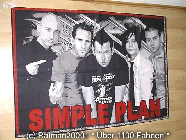 Simple Plan VD 97 - 135 x 95 cm