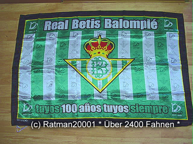 Real Betis Balompie - 95 x 145 cm
