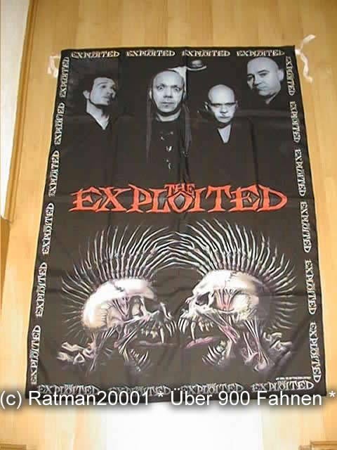 THE EXPLOITED VD 09 - 98x136