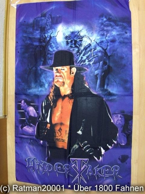 Undertaker - 95 x 135 cm
