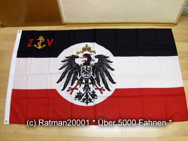 Deutsches Reich Zollverwaltung - 90 x 150 cm